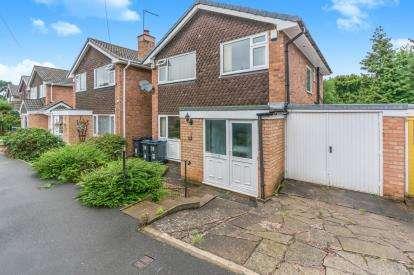 3 Bedrooms Link Detached House for sale in Woodglade Croft, Birmingham, West Midlands