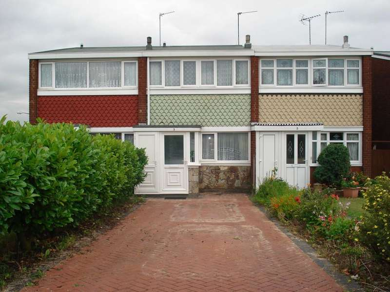 2 Bedrooms Terraced House for rent in Ramillies Crescent, Great Wyrley
