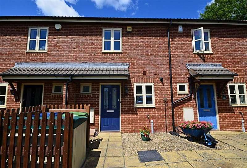 2 Bedrooms Terraced House for sale in Lime Court, Grove Road