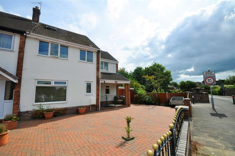 4 Bedrooms End Of Terrace House for sale in Mannings Lane South, Hoole, Chester