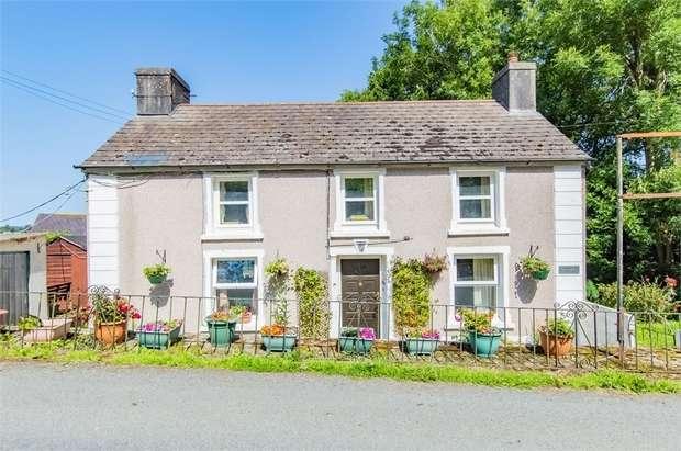 3 Bedrooms Detached House for sale in Abermeurig, Abermeurig, Lampeter, Ceredigion