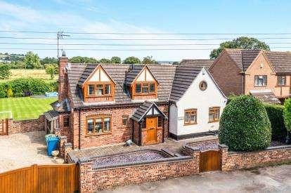 4 Bedrooms Detached House for sale in Bradley Lane, Bradley, Stafford, Staffordshire