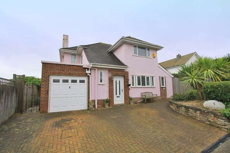 3 Bedrooms Detached House for sale in Southdowns Road, Dawlish
