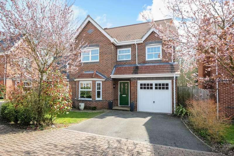 4 Bedrooms Detached House for rent in Hermitage, Berkshire, RG18
