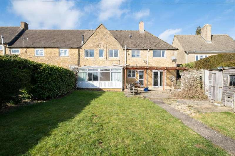 4 Bedrooms End Of Terrace House for sale in Tally Ho Lane, Guiting Power, Cheltenham