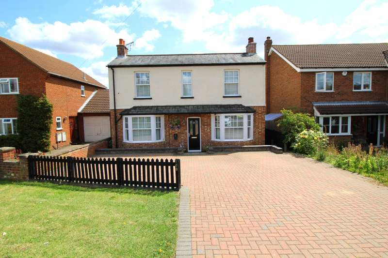4 Bedrooms Detached House for sale in Bedford Road, Wootton, Bedford, Bedfordshire, MK43
