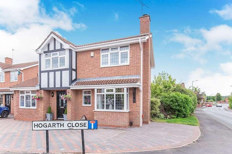 5 Bedrooms Detached House for sale in Hogarth Close, Bedworth, Warwickshire, CV12