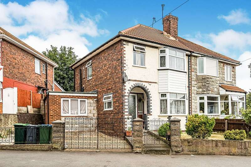 3 Bedrooms Semi Detached House for sale in Ernest Road, Smethwick, West Midlands, B67
