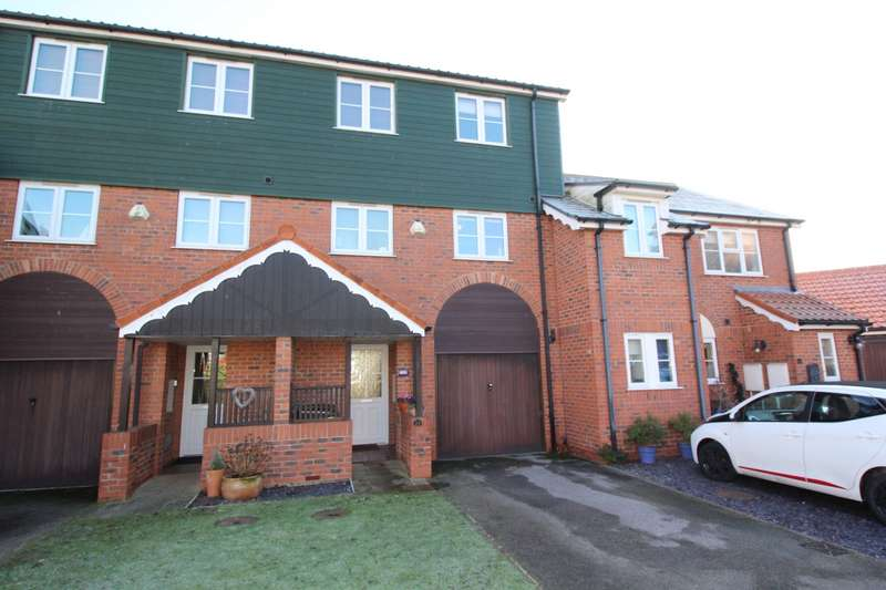 4 Bedrooms House for sale in The Moorings, Burton Waters, Lincoln, LN1
