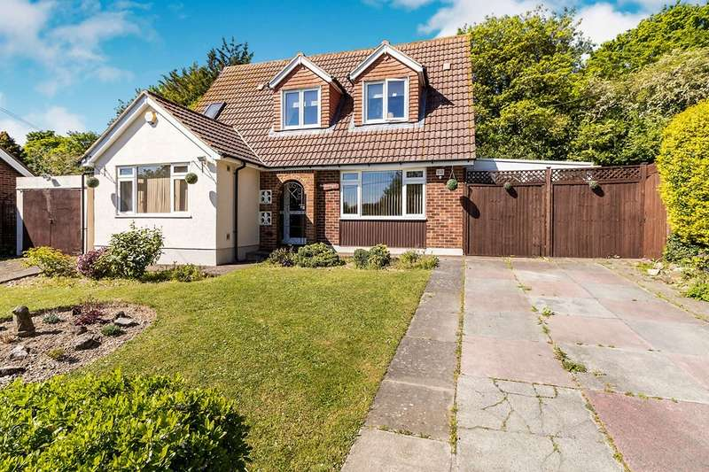 5 Bedrooms Detached House for sale in The Drive, New Barn, Kent, DA3