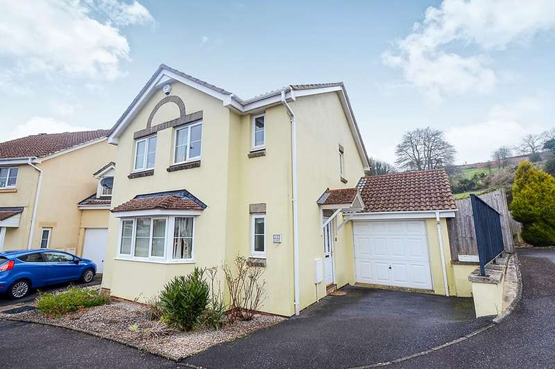 3 Bedrooms Detached House for sale in Martinique Grove, Torquay, TQ2
