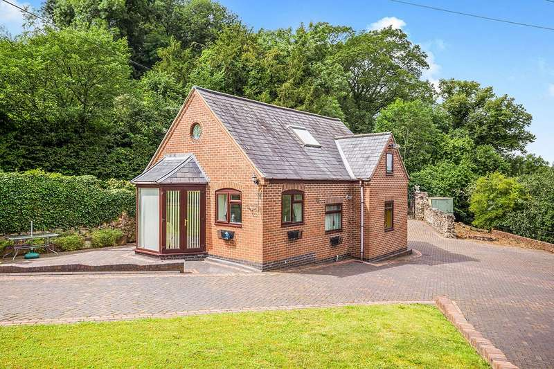 3 Bedrooms Detached House for sale in Riverview, Newbridge, Llanymynech, Powys, SY22