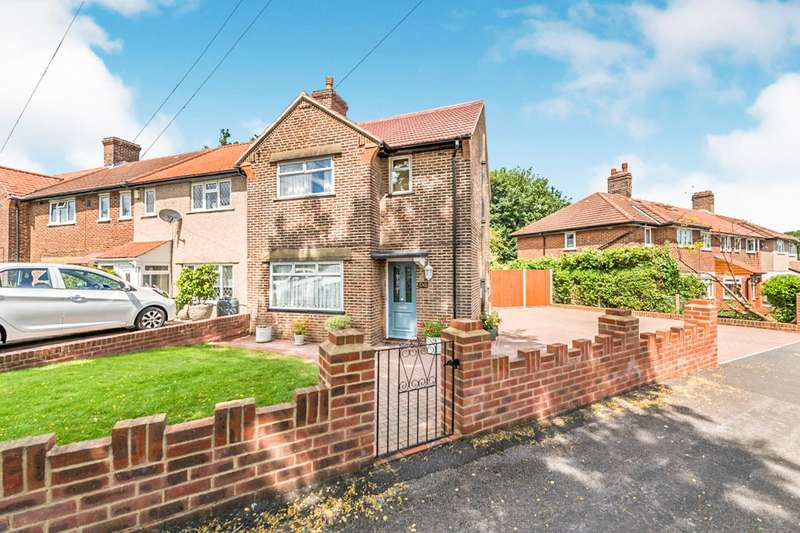 3 Bedrooms Semi Detached House for sale in Dingwall Road, Carshalton, Surrey, SM5