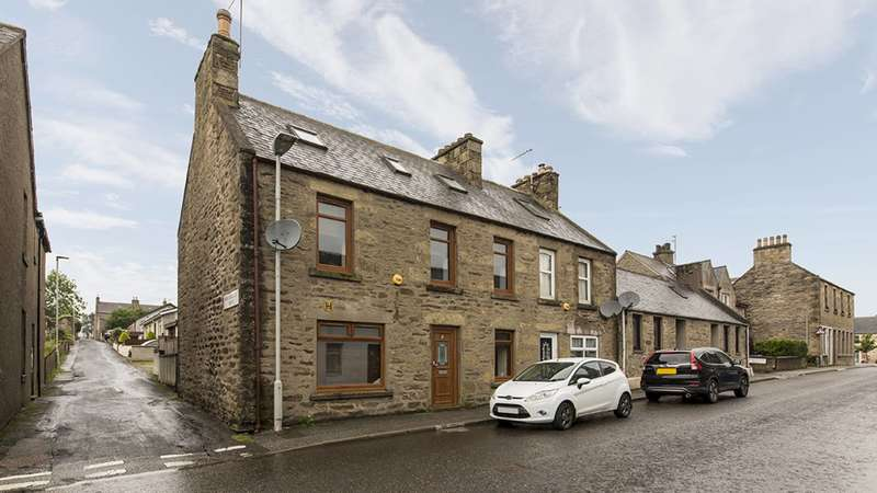 4 Bedrooms Semi Detached House for sale in Mid Street, Keith, AB55 5AH