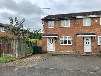 3 Bedrooms End Of Terrace House for sale in Browning Close, Blacon, Chester, Cheshire, CH1