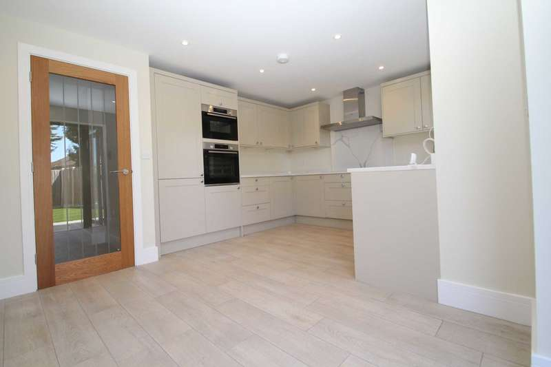 3 Bedrooms Semi Detached House for sale in BRAND NEW 3 BED SEMI in LEVERSTOCK GREEN VILLAGE with OFF ROAD PARKING