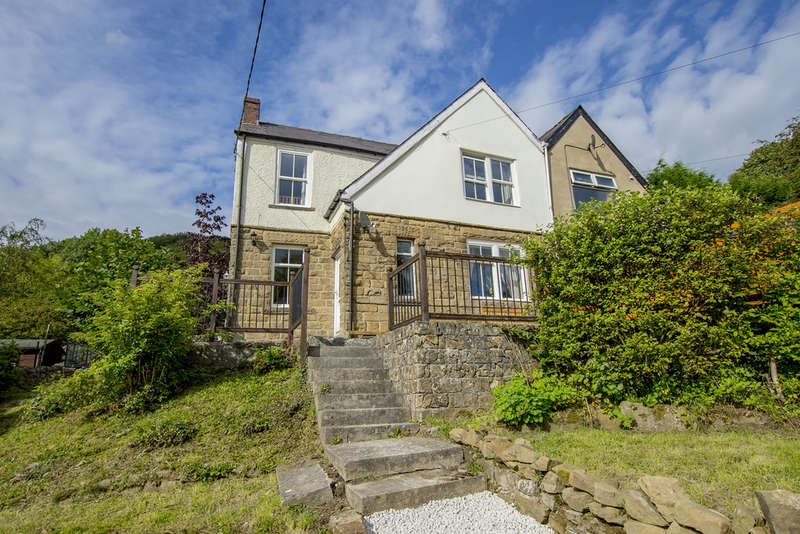 3 Bedrooms Semi Detached House for sale in The Nook, Eyam, Hope Valley