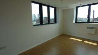 2 Bedrooms Flat for rent in 11 Mann Island, City Centre, Liverpool, L3 1EE