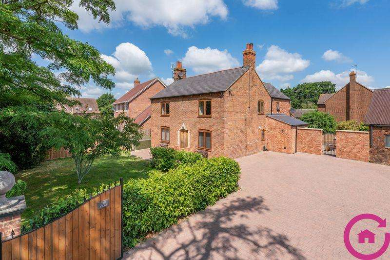 4 Bedrooms Detached House for sale in Highnam
