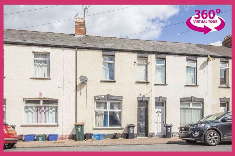 3 Bedrooms Property for sale in Dewstow Street, Newport