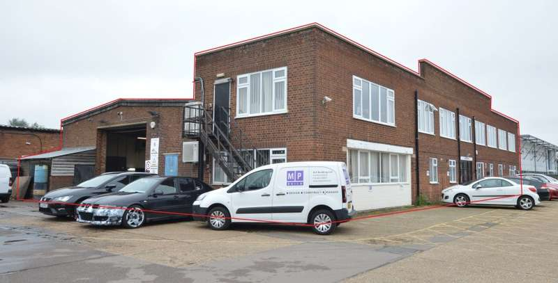 Mixed Use Commercial for sale in Bilton Road, Hitchin, Hertfordshire, SG4 0SB