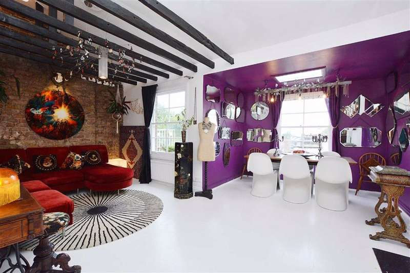 3 Bedrooms Flat for sale in Sutherland Avenue, London, W9