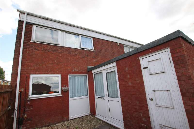 3 Bedrooms End Of Terrace House for sale in Elm Park Close, Houghton Regis, Dunstable
