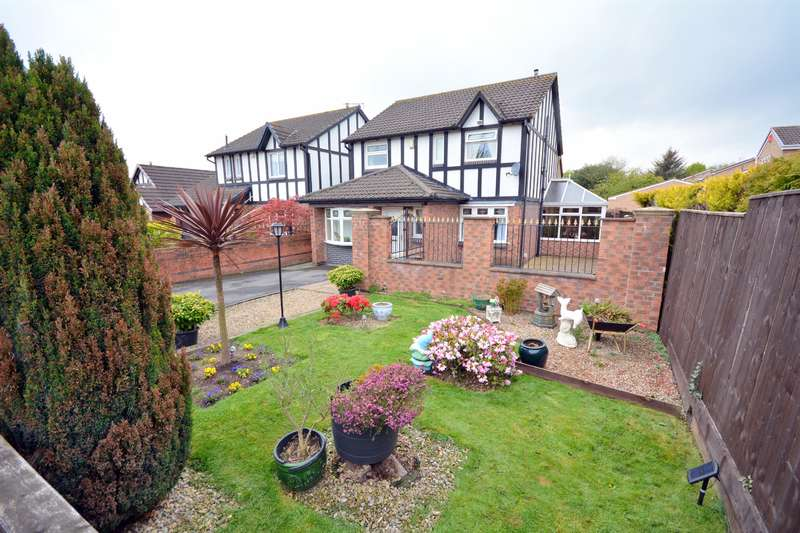 4 Bedrooms Detached House for sale in Belford Way, Newton Aycliffe, DL5 7PT