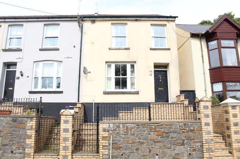 3 Bedrooms End Of Terrace House for sale in Cwmavon Road, Blaenavon, Pontypool, NP4
