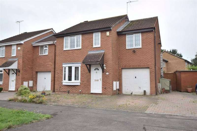 4 Bedrooms Detached House for sale in Palmer Avenue, Abbeymead, Gloucester