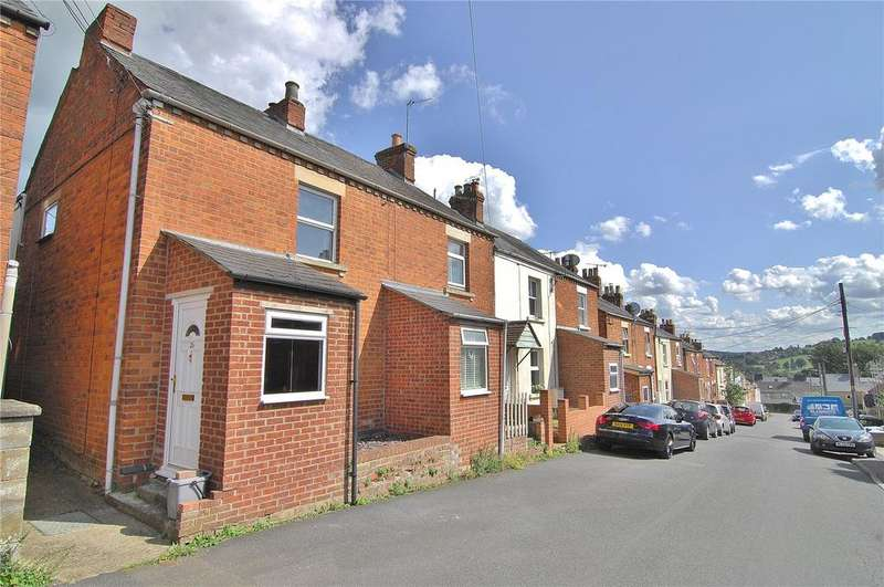 3 Bedrooms End Of Terrace House for sale in Springfield Road, Cashes Green, Stroud, Gloucestershire, GL5