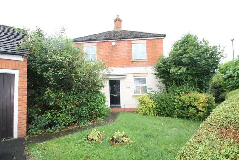 3 Bedrooms Detached House for sale in Peach Close, Walton Cardiff, Tewkesbury
