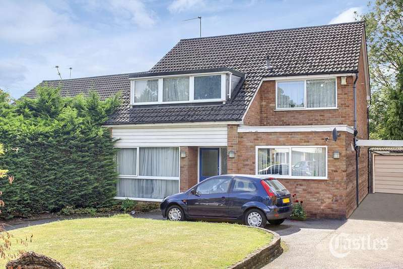 4 Bedrooms Detached House for sale in Gallus Close, Winchmore Hill, London, N21