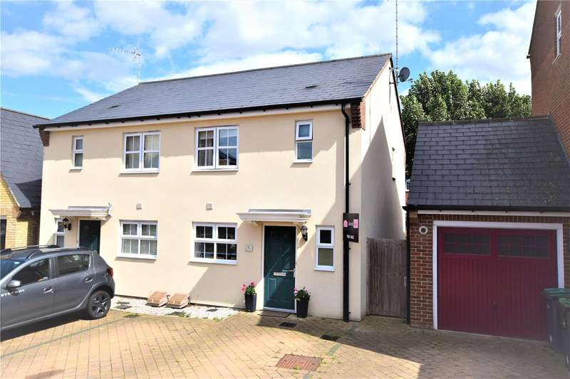 2 Bedrooms Semi Detached House for sale in Stansted