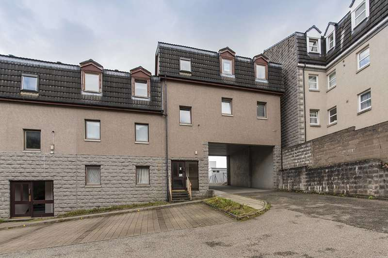 2 Bedrooms Flat for sale in Margaret Place, Aberdeen, AB10 7GB