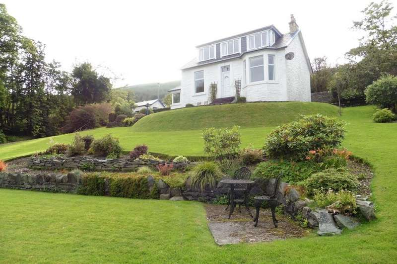 4 Bedrooms Detached Villa House for sale in Glenashdale South Campbell Road, Innellan, PA23 7SL