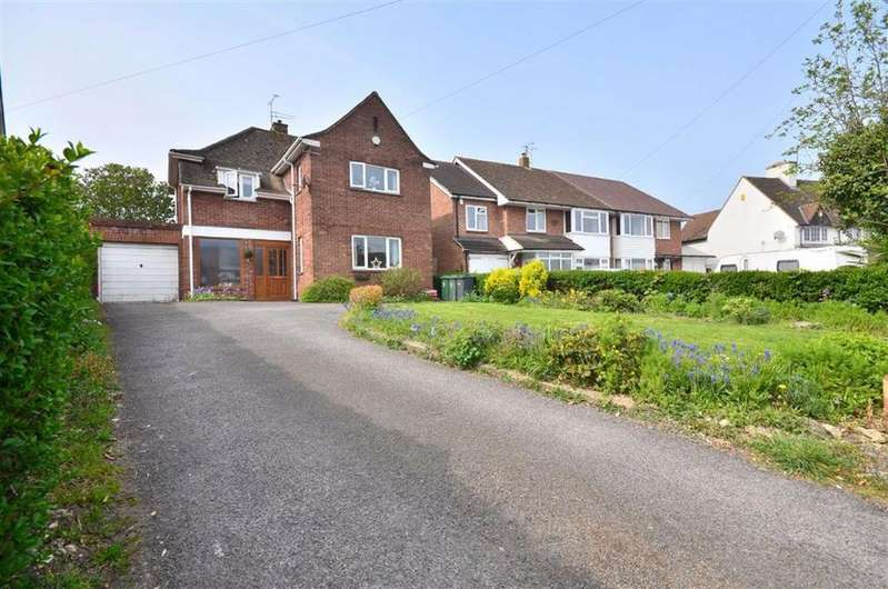 4 Bedrooms Detached House for sale in Tuffley Lane, Tuffley, Gloucester, GL4