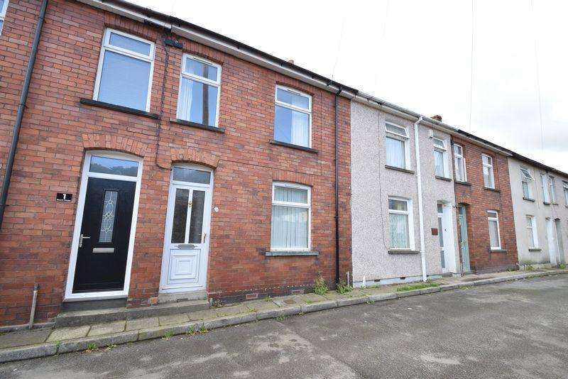 2 Bedrooms Terraced House for sale in Bailey Houses,