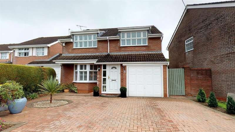 4 Bedrooms Detached House for sale in Stoneberry Road, Whitchurch, Bristol
