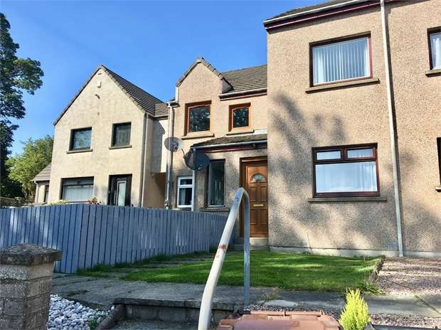 1 Bedroom Flat for sale in Fairview Way, Danestone, Aberdeen