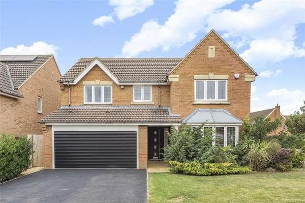 4 Bedrooms Detached House for sale in Halesowen Drive, Elstow, Bedford