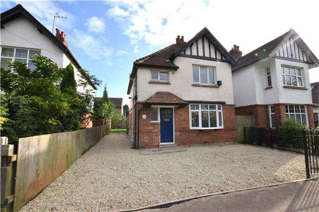 3 Bedrooms Detached House for sale in Whaddon Road, CHELTENHAM, Gloucestershire, GL52 5LZ