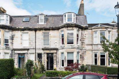4 Bedrooms Flat for sale in Bellevue Crescent, Ayr
