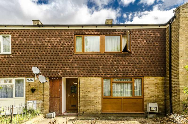 3 Bedrooms House for sale in Foxborough Gardens, Ladywell, SE4