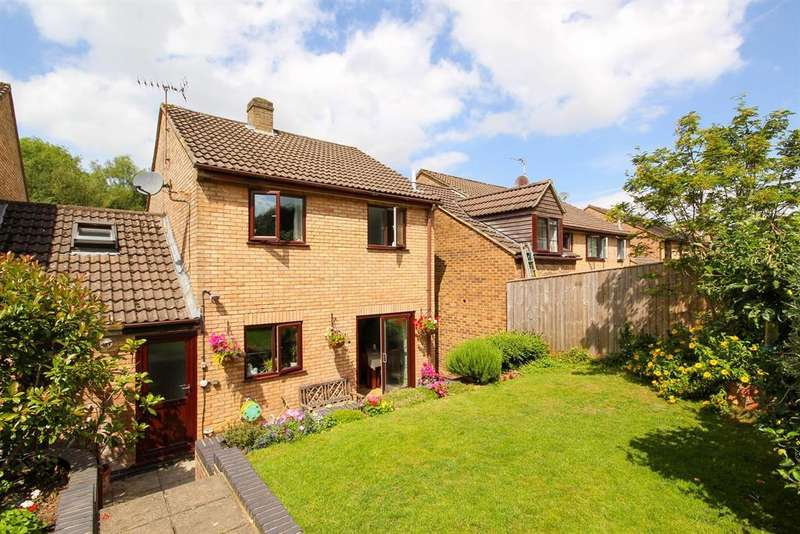 3 Bedrooms Link Detached House for sale in Water Lane, Wotton Under Edge, Gloucestershire, GL12 7BE