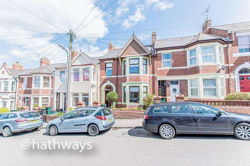 3 Bedrooms Terraced House for sale in Richmnnd Road, Newport