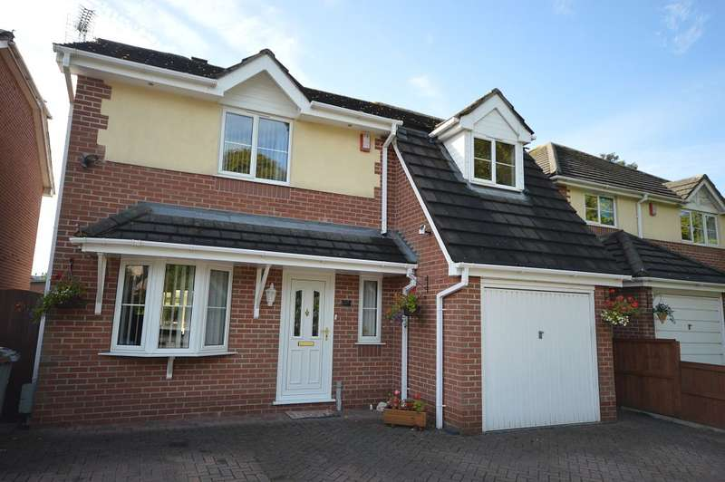 4 Bedrooms Detached House for sale in Middlewich Road, Sandbach, CW11 1FH