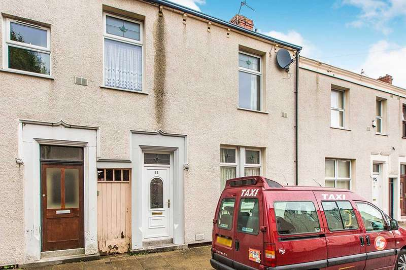 3 Bedrooms House for sale in Knowles Street, Preston, Lancashire, PR1