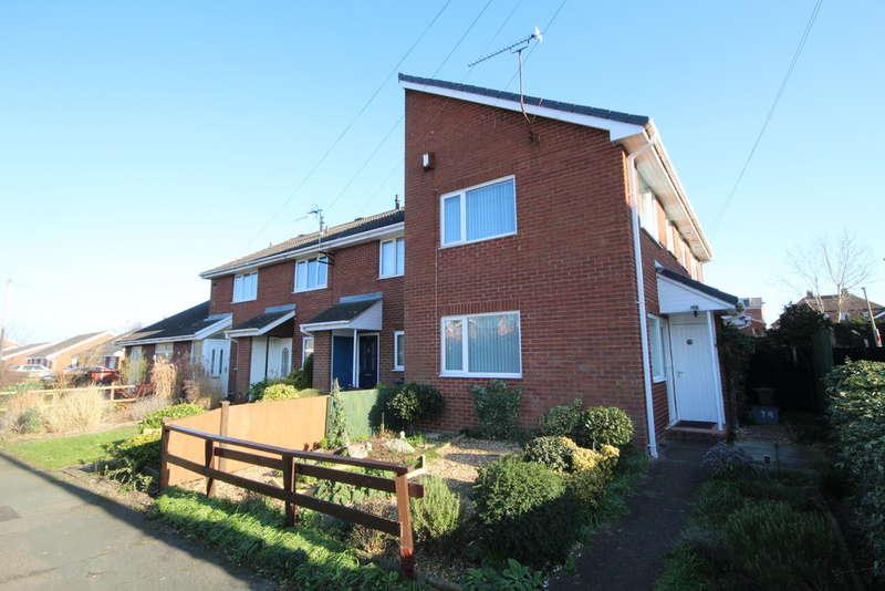 1 Bedroom End Of Terrace House for sale in Shrewsbury Way, Saltney
