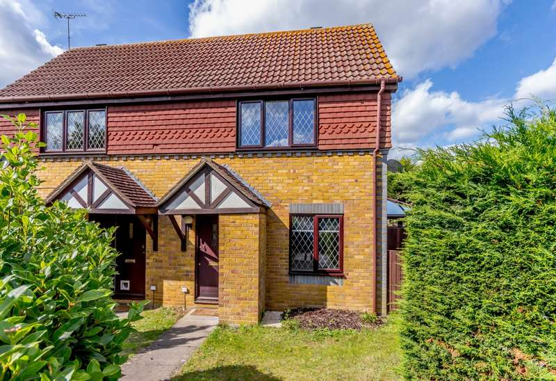 1 Bedroom End Of Terrace House for sale in Churchfields, Guildford, GU4
